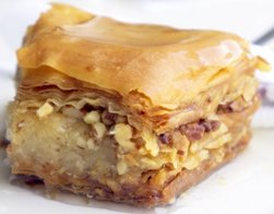 Baklava (Sweet Pastry)