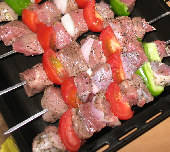 Greek Beef Souvlaki - Ready to Cook