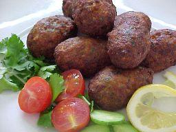 Keftedes (Meat Balls)