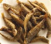 Marithes: Fried Whole Picarel or Smelt