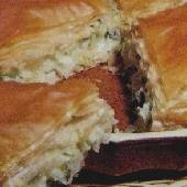 Greek Leek Pie