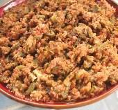 Zucchini & Tomato Scramble