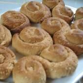 Greek Wine Cookies
