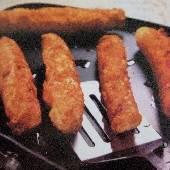 "Ham & Cheese Phyllo Roll ""Flutes"""