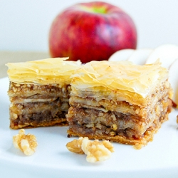 Apple,Baklava
