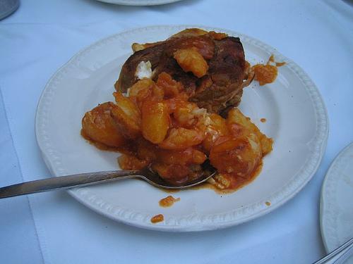 Arni Kokinisto (Lamb in Tomato Sauce)
