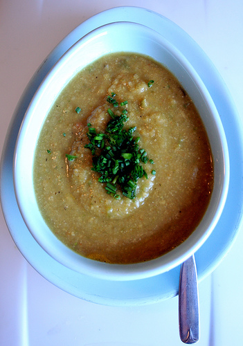 Chick Pea Soup
