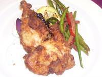Fried Breaded Chicken