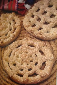 Glystarkes (Sweet Sesame Rusk's)