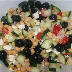 greek garbanzo bean salad haricot bean salad classic white bean soup ...