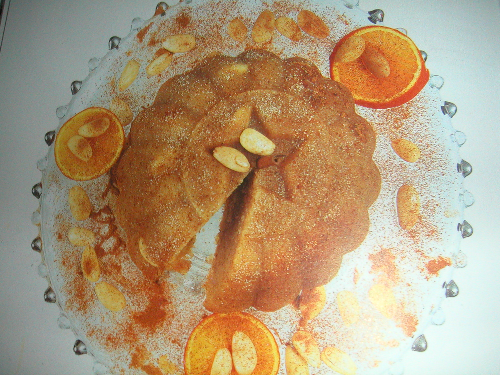 Halvas (Semolina Dessert)