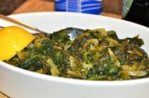 Horta Vrasta - Boiled Greens