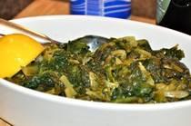 Horta Vrasta - Boiled Greens