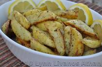 Greek-style Oven Roasted Potatoes