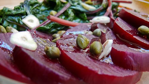 Pantzarosalata (Beetroot Salad)