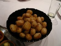 Patates Andinaktes (Tossed Potatoes)