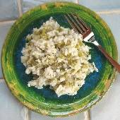 Rice with Leeks