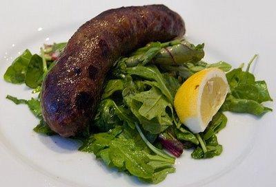 Cyprus Smoked Sausage