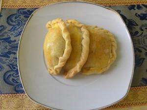 Kolokotes (Squash Pastries)