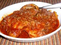 Chicken Kapama - Cinnamon Stewed Chicken