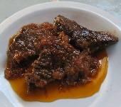 Reddened Beef Stew - Beef Kokkinisto