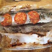 Sea Bass Baked in Paper