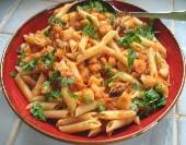 Spicy Fisherman's Pasta