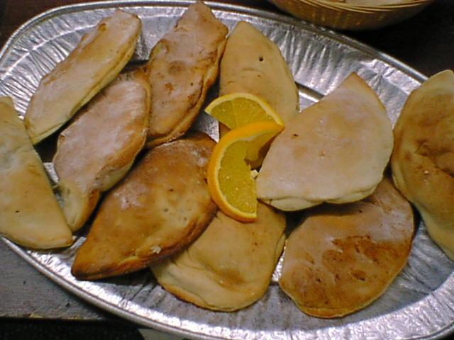 Barmakiyya (Spiced Chicken Pies)