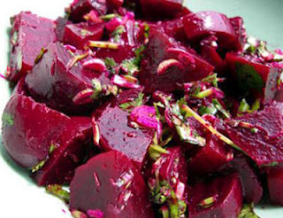 Beetroot - Pandzaria Salad recipe
