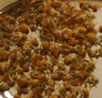 Dried camomile (chamomile)