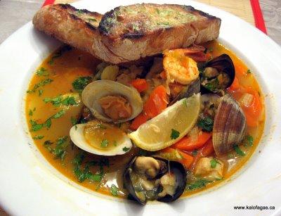 Kakavia (Fish Soup)