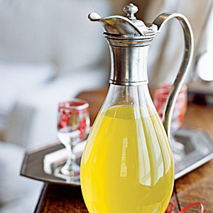 Greek Limoncello