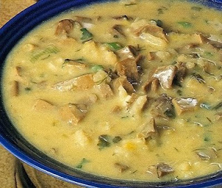 Mayeiritsa-Traditional Easter Soup