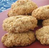 Amygthalota  -Almond Cookies