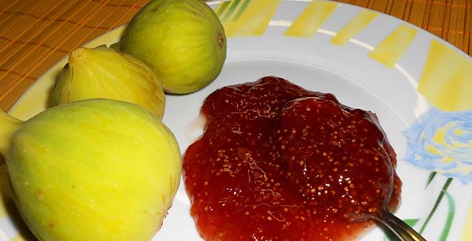 Fig Jam - Marmelada Syko