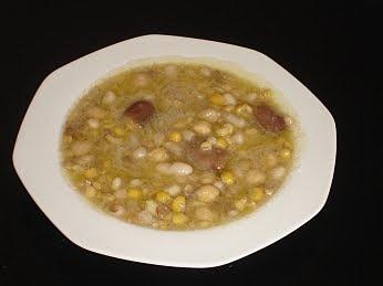 Greek Polisporo Soup