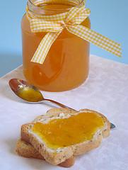 Apricot Jam - Marmelatha Berikoko