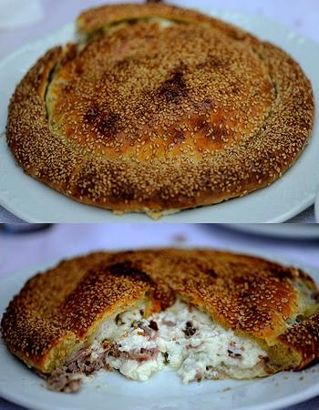 Cretan Meat pie