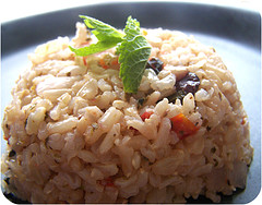 Greek Rice Pilaf - Pilafi Rizi