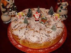 New Year's Cake - Vasilopita