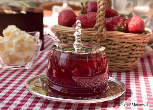 Strawberry Jam - Marmelatha Fraoulas