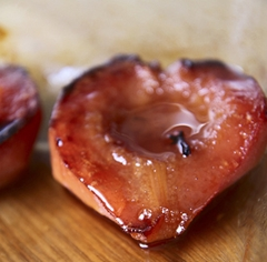 Baked Quinces - Kythonia Psita