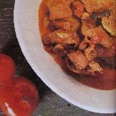 Tripe Soup with Tomatoes - Patsas me Domata