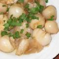 Marinated Bulbs salad