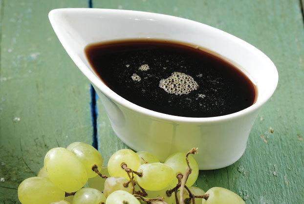 Grape Syrup (Grape Molasses) - Petimezi