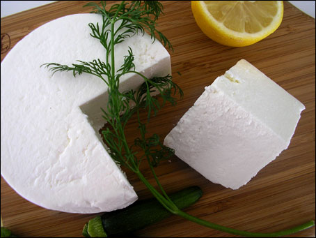 Manouri - Greek Cheese
