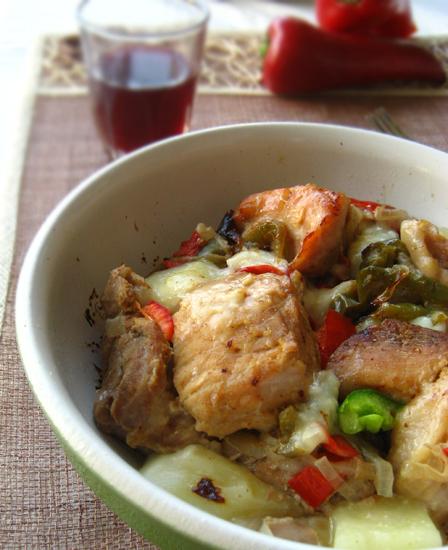 Pork Gioulbasi