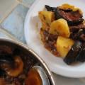 Braised Eggplant with Potatoes