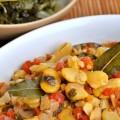 Fava Bean Stew - Koukia Yahnista or Yahni