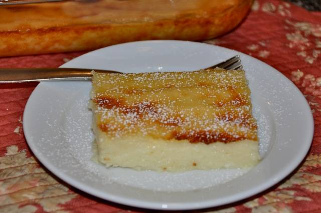 Custard Pie - Galatopita